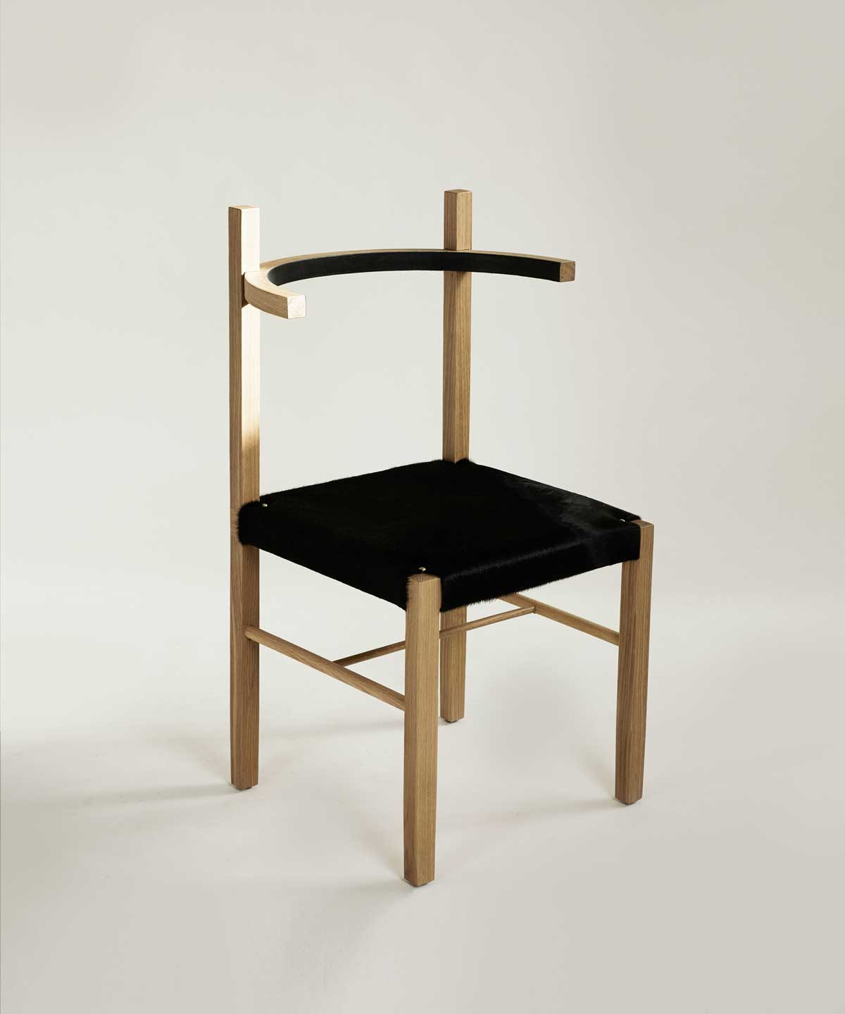 Soren Chair By Coil Drift Luxury Hand Crafted Lighting Trnk