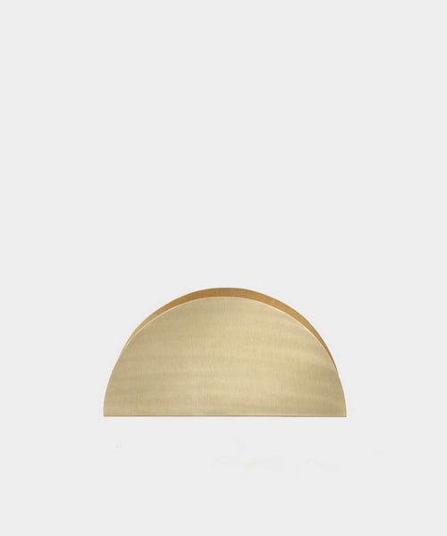 Brass Semicircle Stand
