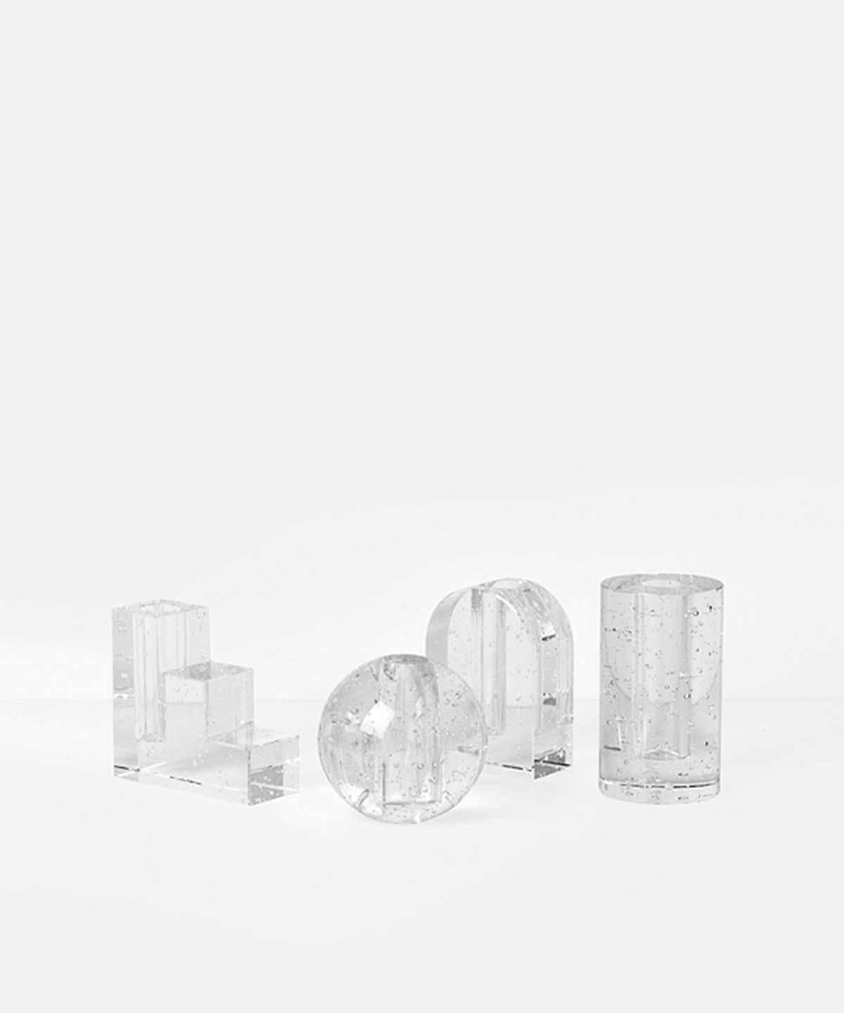 Bubble Glass Objects