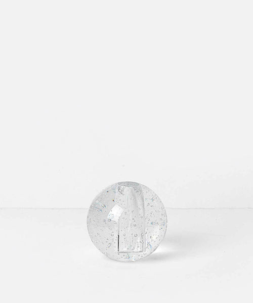 Bubble Glass Sphere