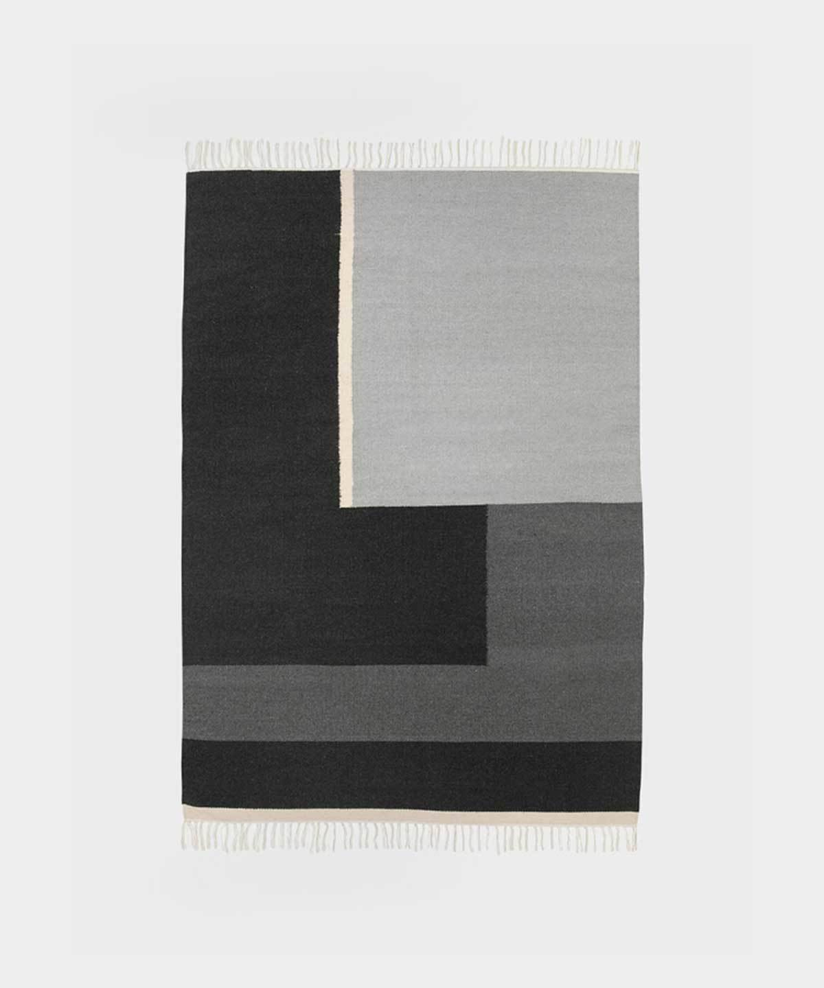 Kelim Section Rug