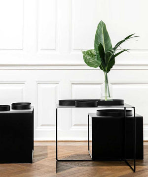 Cluster Tables (Set of 3)