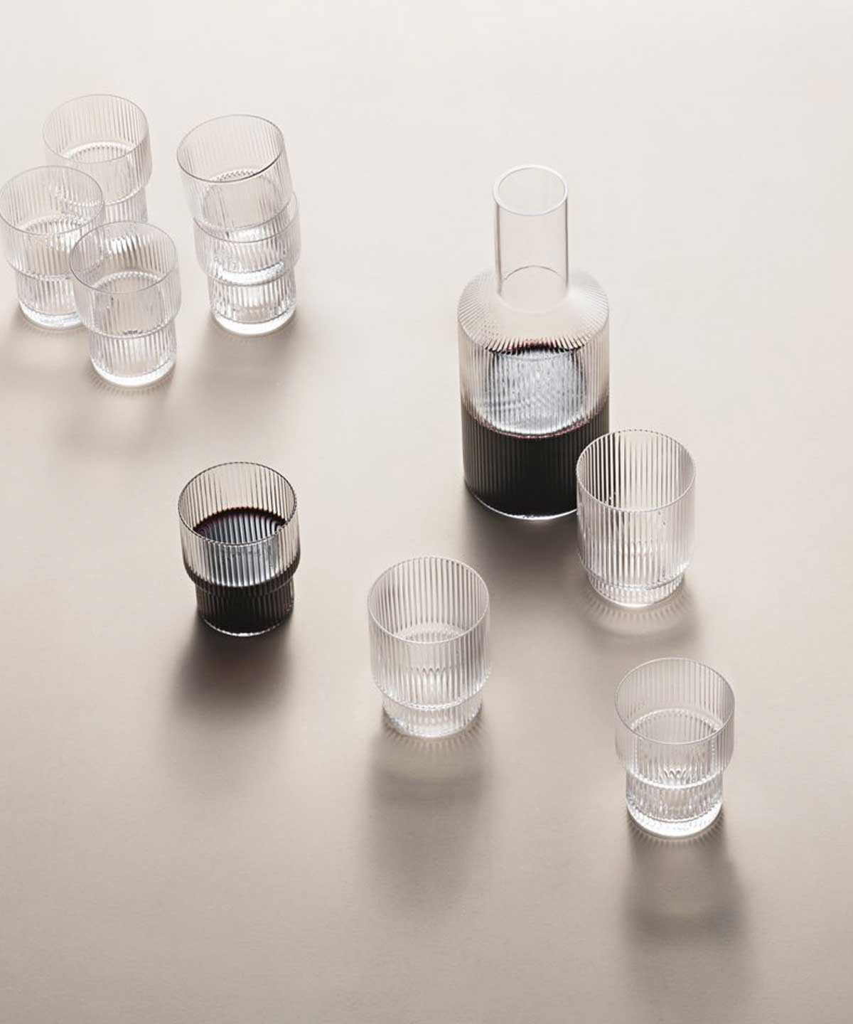 Ripple Glasses (Set of 4)