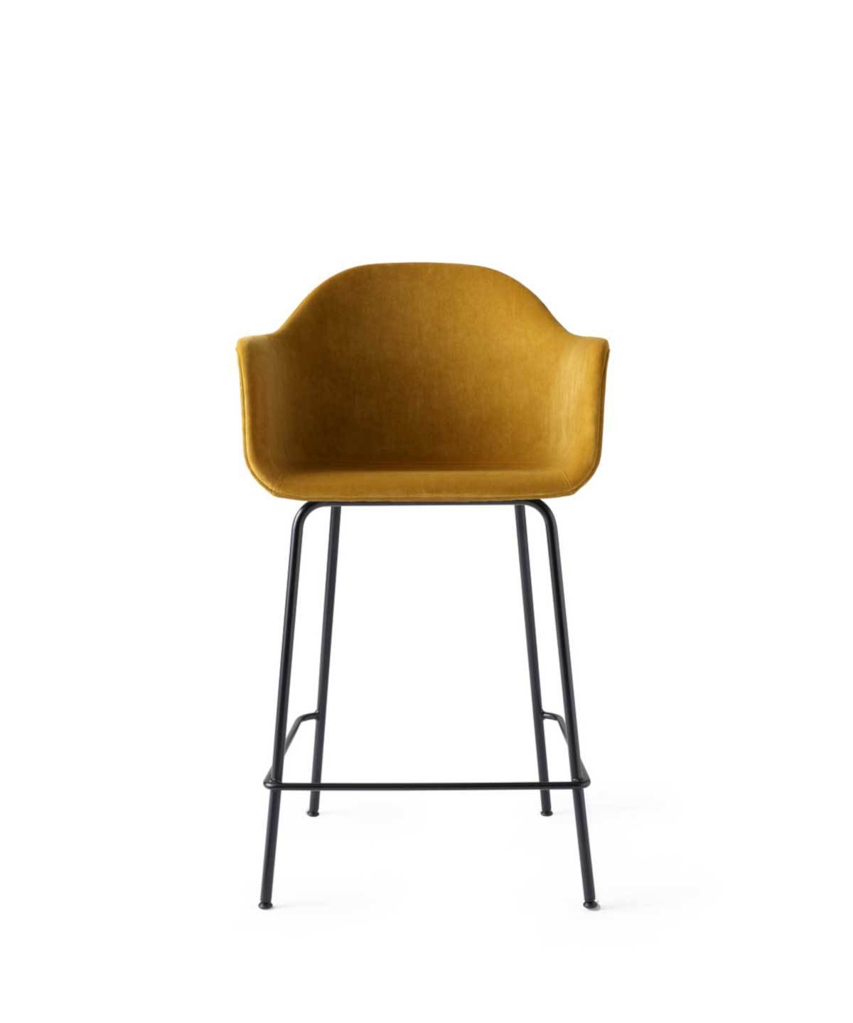 Harbour Bar Chair, Upholstered Shell