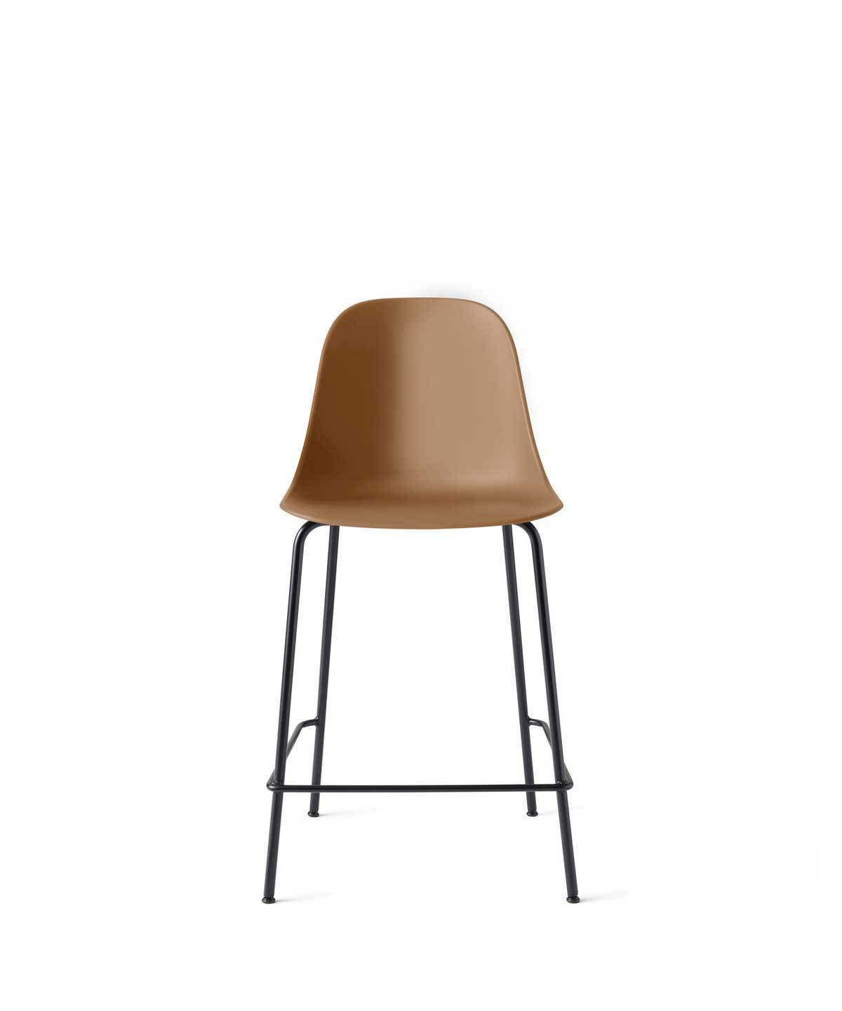 Harbour Side Bar Chair, Plastic Shell