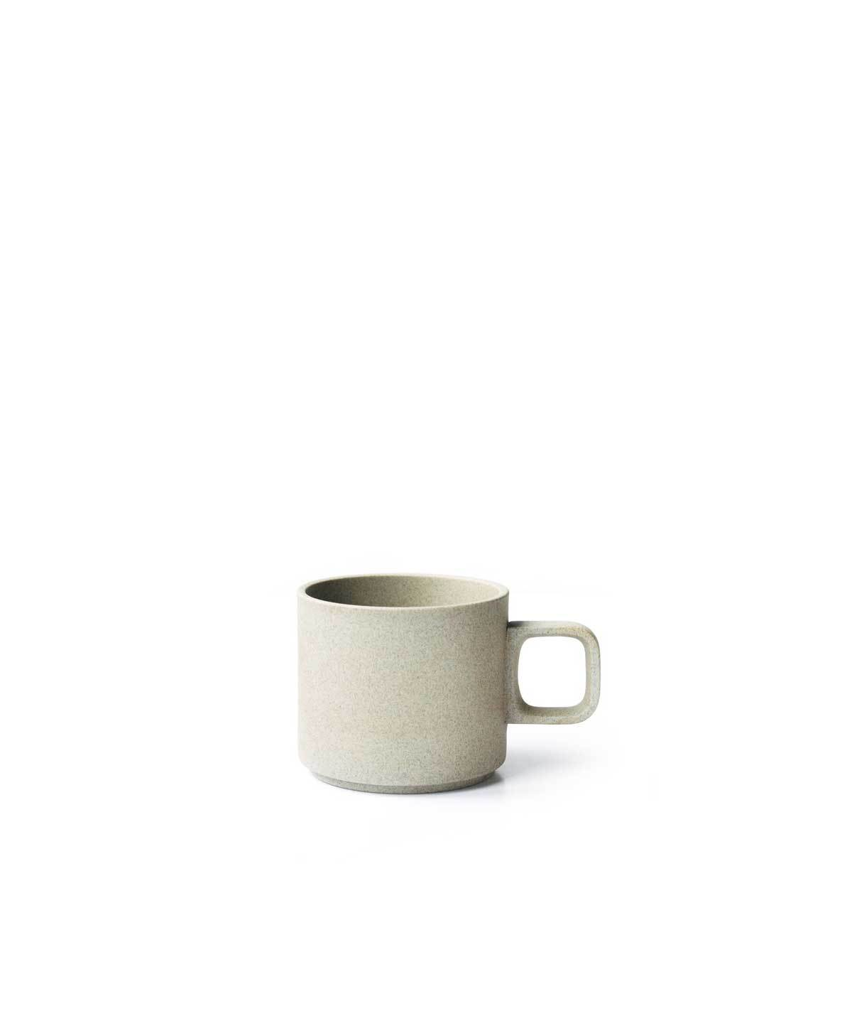 Unglazed Japanese Porcelain Mug