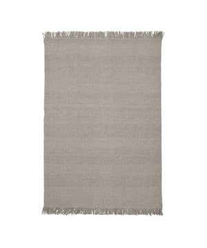 Idun Rug in Grey