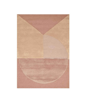 Satomi Rug in Rose by Loloi | TRNK
