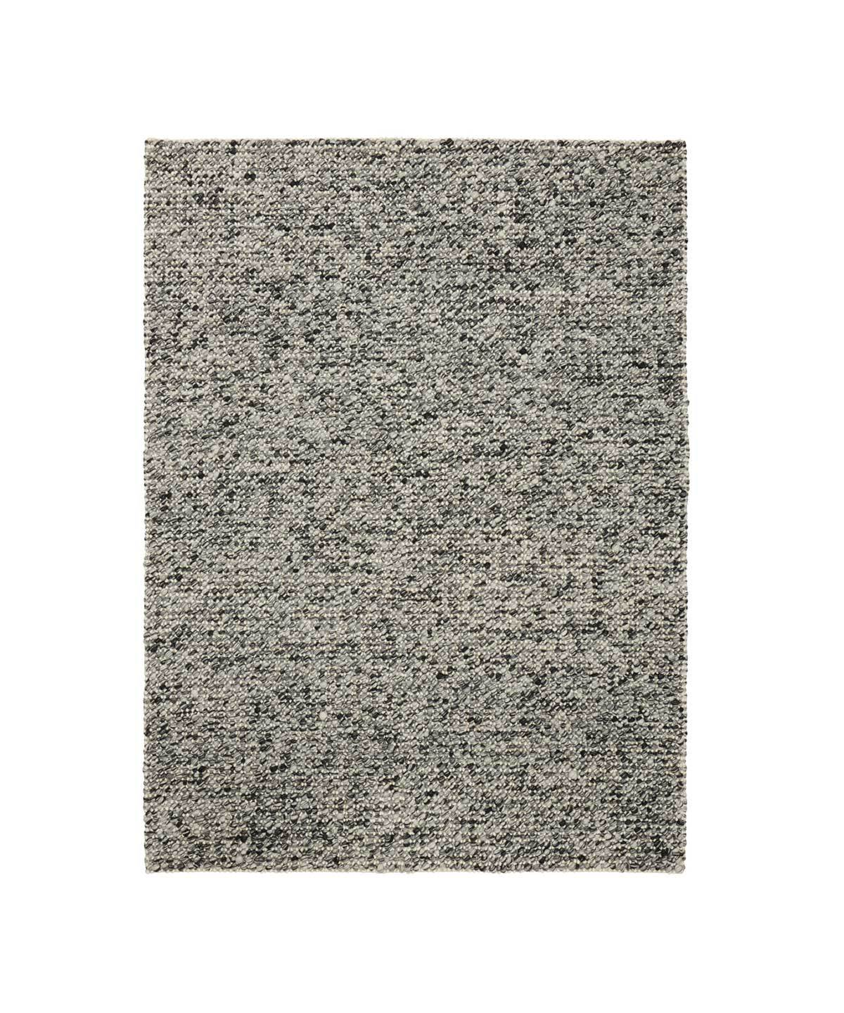 Sigri Rug in Charcoal