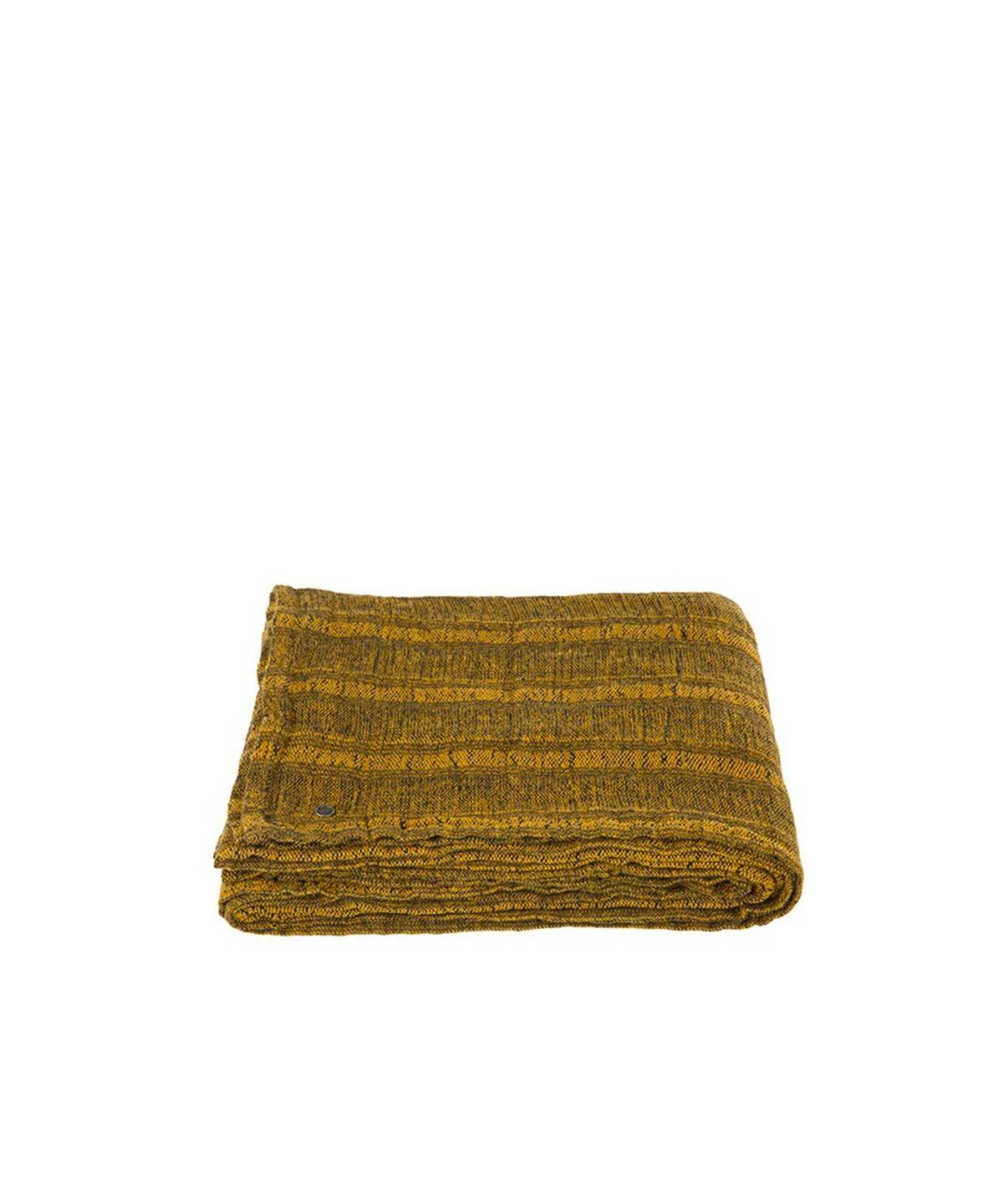 Chine Linen Throw