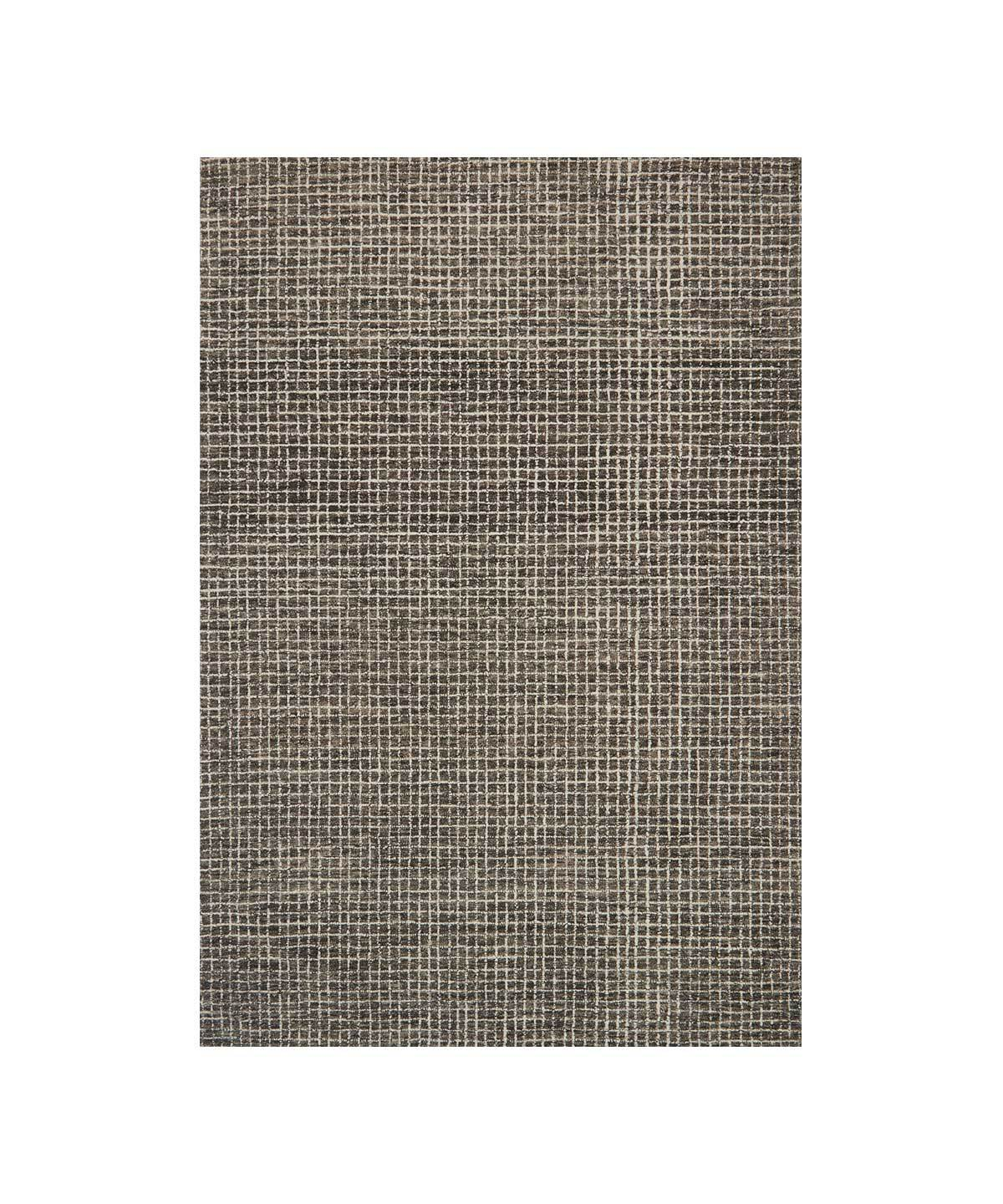 Giana Rug in Charcoal by Loloi | TRNK