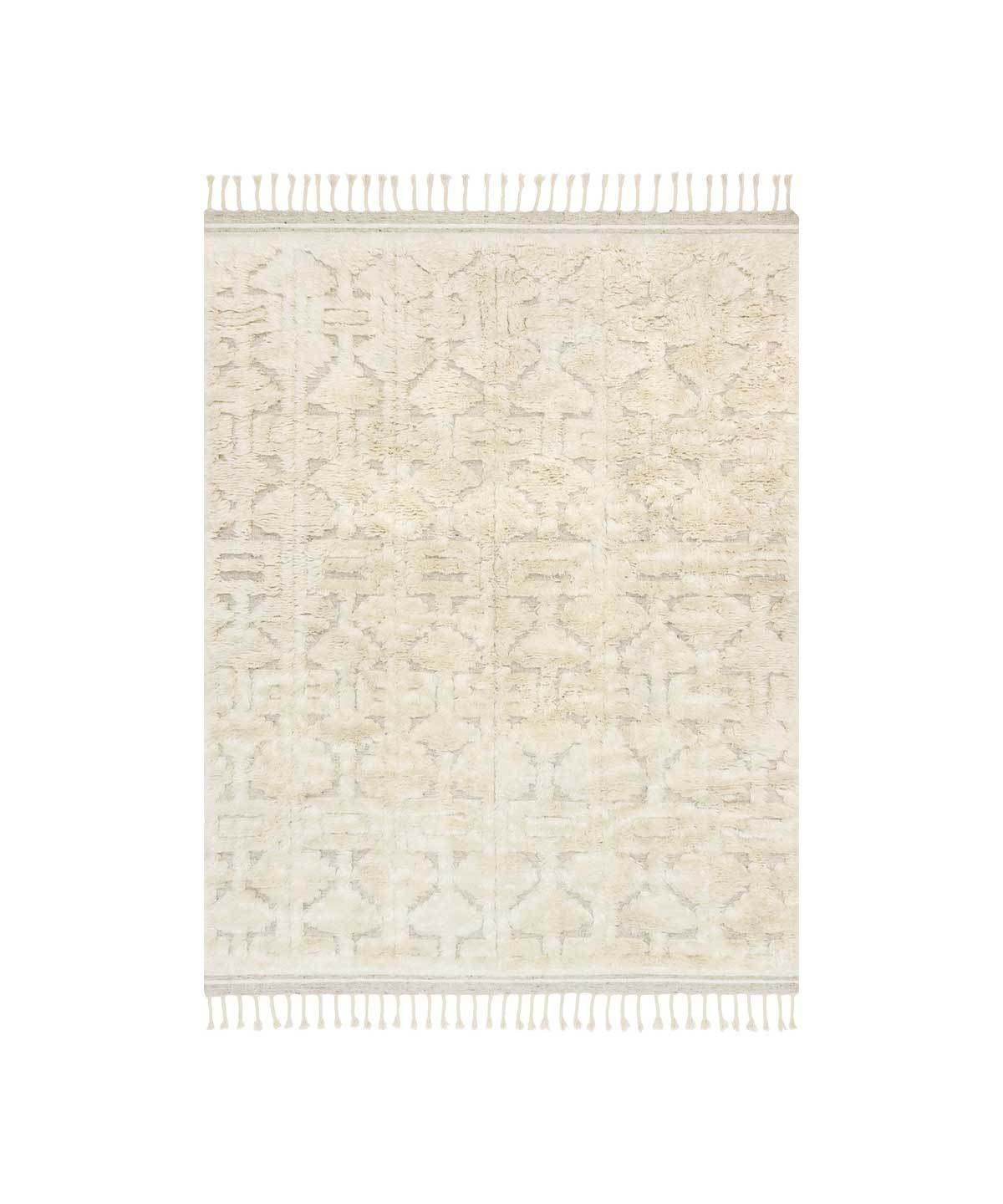 Hygge Rug in Oatmeal / Ivory by Loloi | TRNK