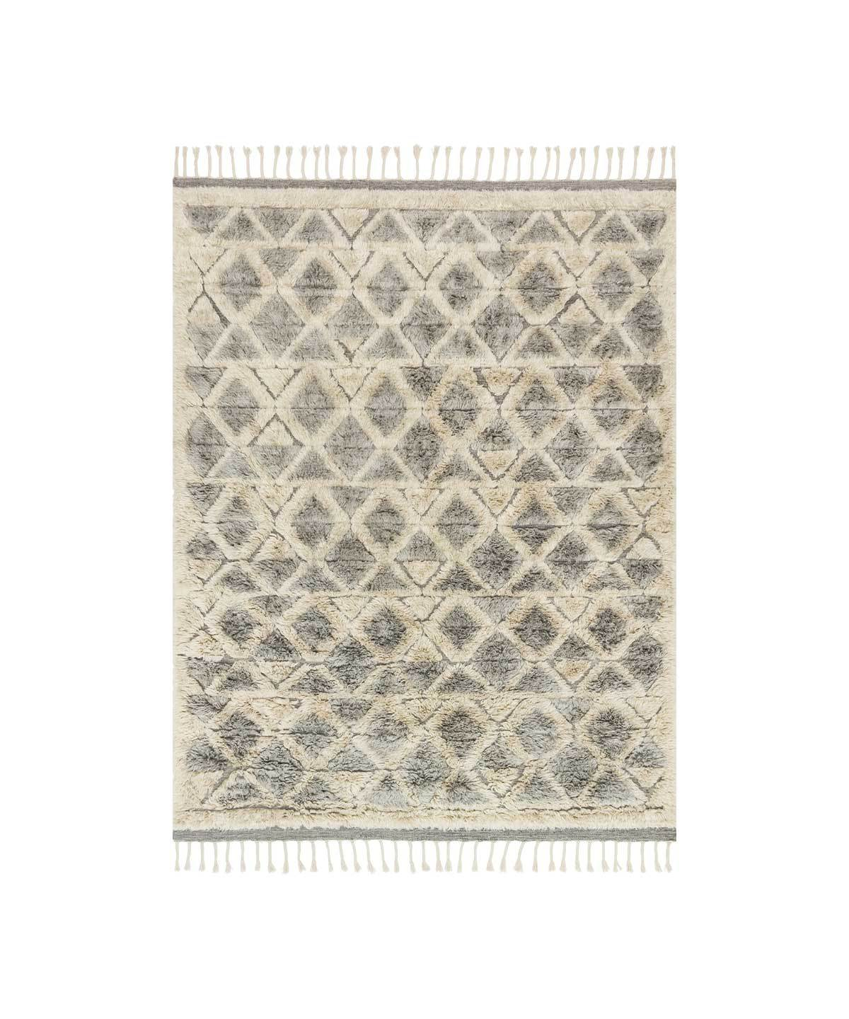 Hygge Rug in Smoke / Taupe by Loloi | TRNK
