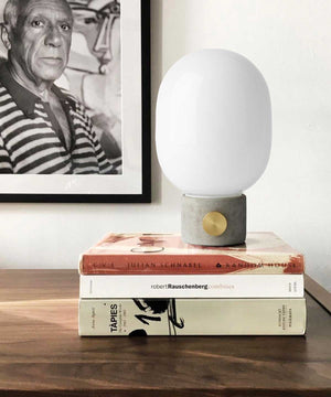 JWDA Concrete Table Lamp