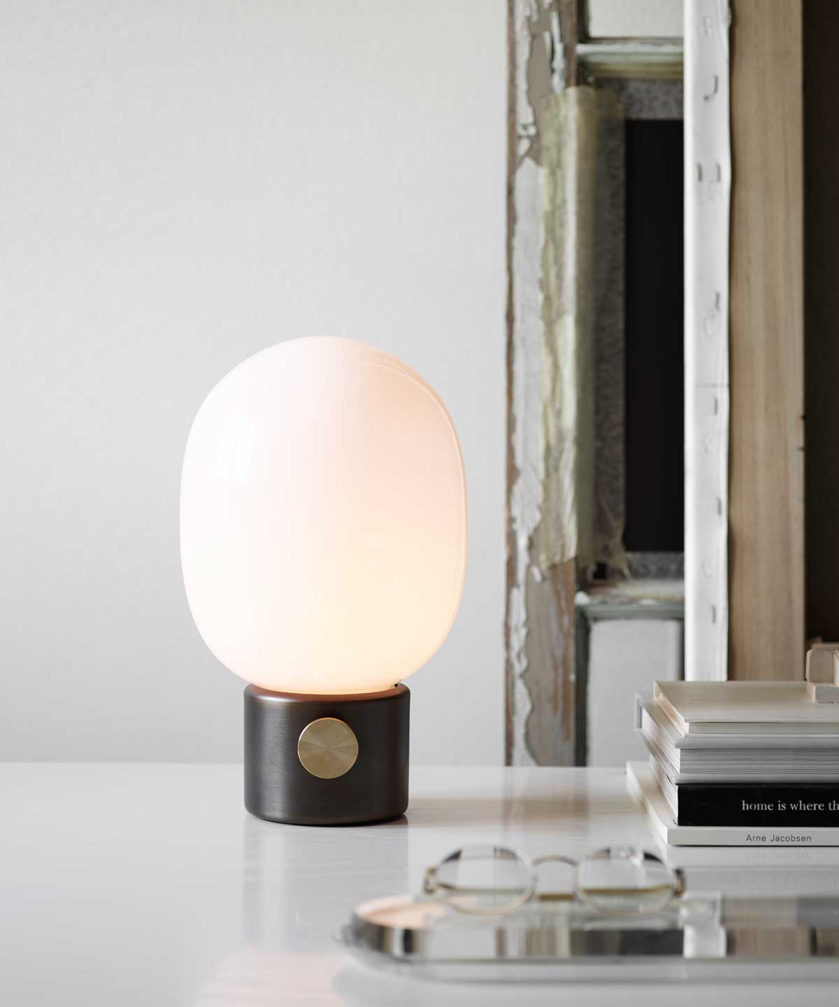JWDA Metallic Table Lamp