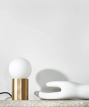 Socket Occasional Table Lamp
