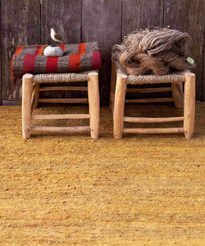 Earth Rug in Ochre by nanimarquina | TRNK