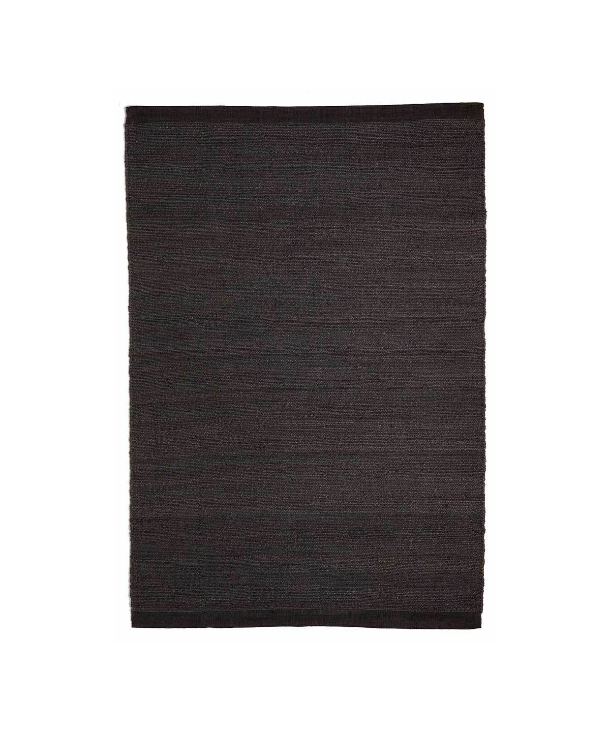 Herb Rug in Black by nanimarquina | TRNK