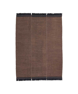 Mia Rug in Brown by nanimarquina | TRNK