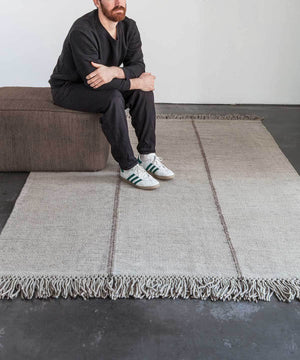 Mia Rug in Stone by nanimarquina | TRNK