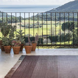 Shade Outdoor Rug in Palette 4