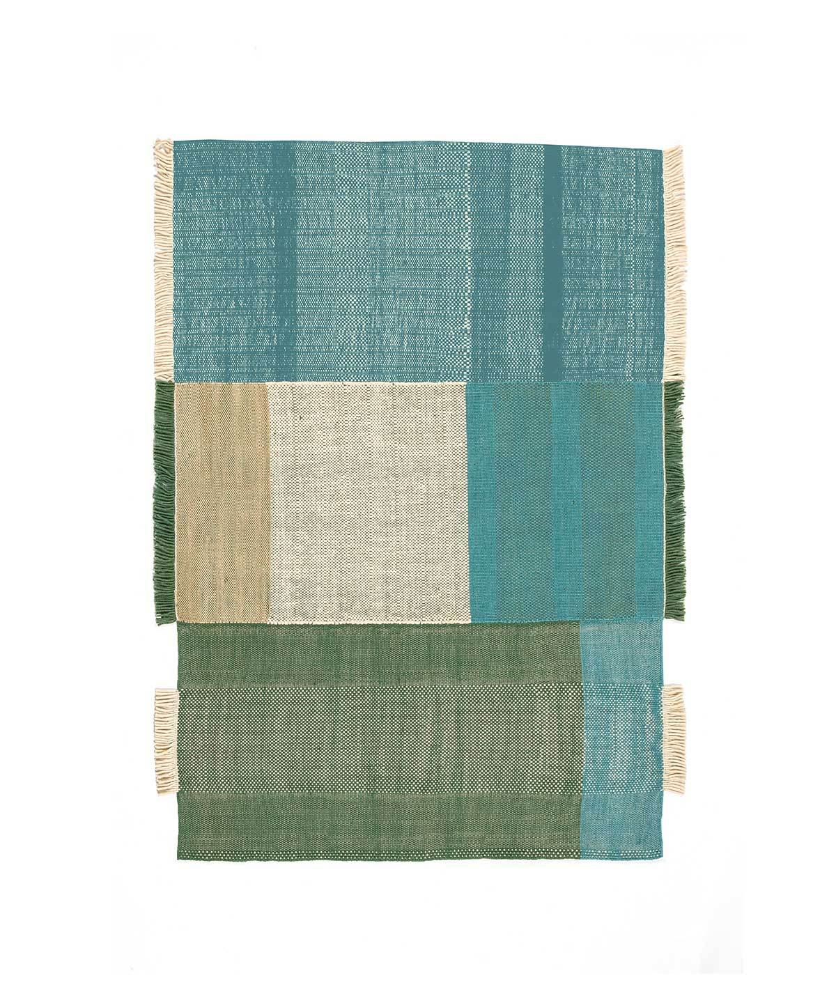 Tres Rug in Green by nanimarquina | TRNK