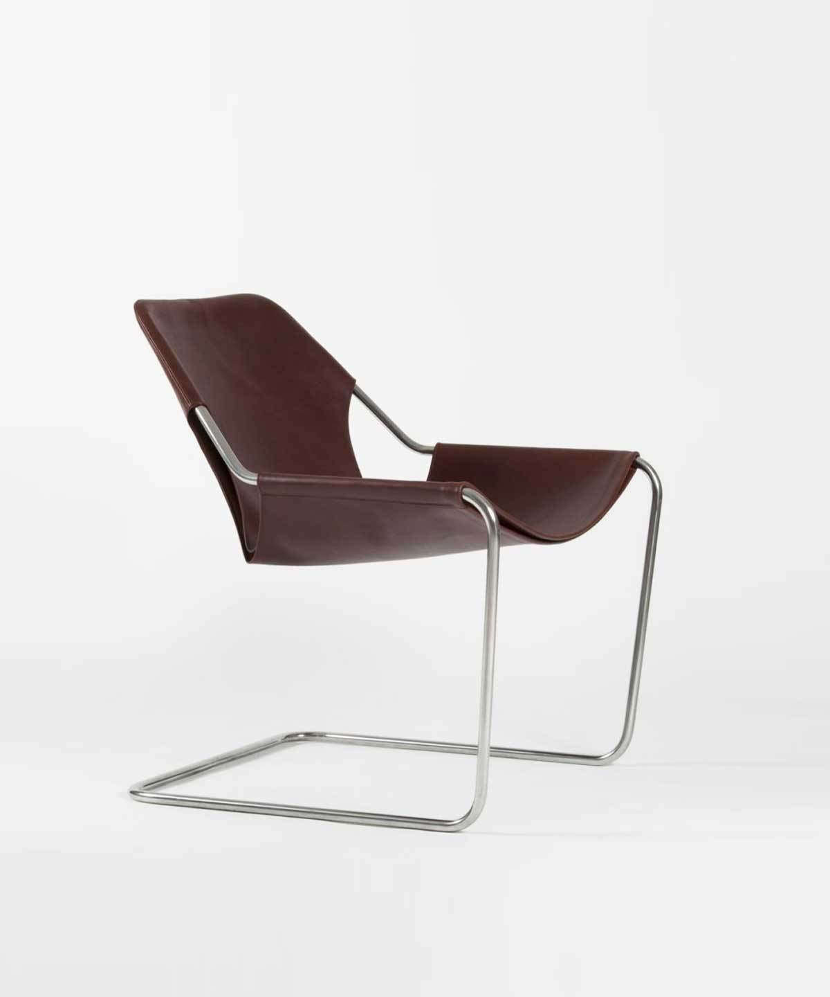 Paulistano Arm Chair in Leather