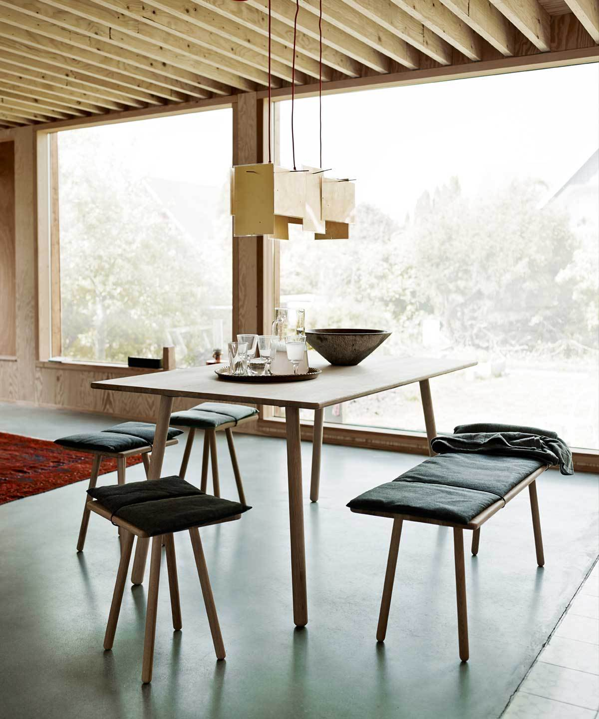 Georg Dining Table by Skagerak | TRNK