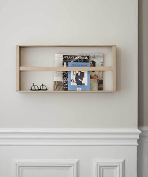 Norr Magazine Holder by Skagerak | TRNK