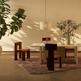 Segment Dining Table