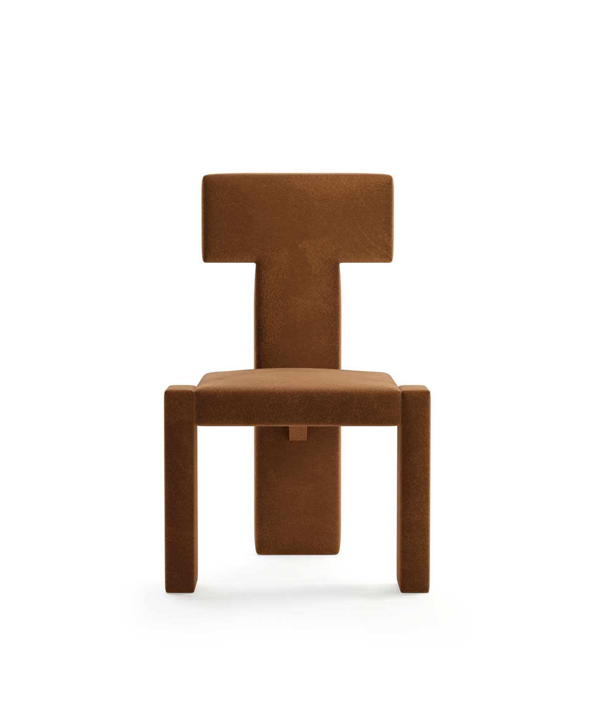 Segment Highback Dining Chair