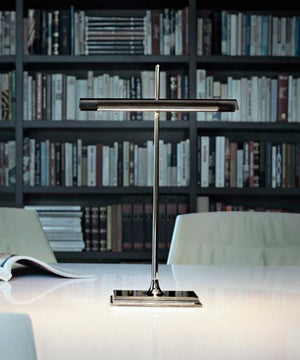 Goldman USB Table Lamp