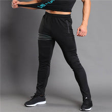 Afbeelding in Gallery-weergave laden, Men Long Casual Sport Pants Gym Slim Fit Trousers Running Jogger Gym Sweatpants