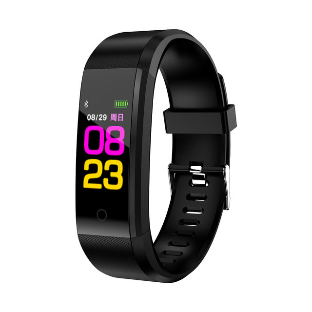 Techia Outdoor Fitness Watch