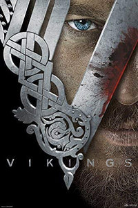 Vikings Poster 24 x 36 inches