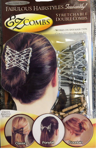 EZ Combs - Fabulous Hairstyles Accessory