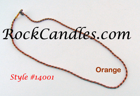 Satin Lace Cord Necklace #14001