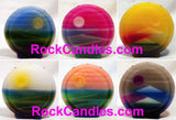 Weeping Earth Candles