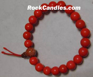 Red Turquoise with Goldstone