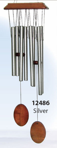 Hand Tuned Chime Silver - 12486