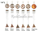 Wooden Feng Shui Chimes
