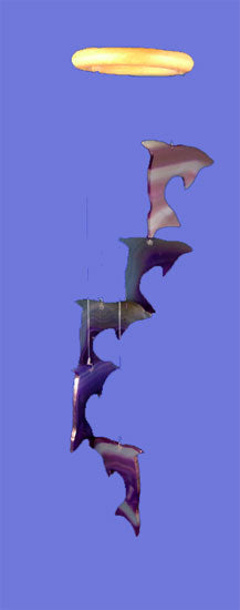 Dolphin Agate Wind chime