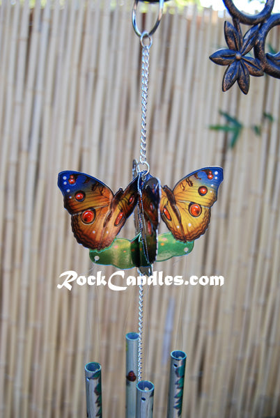 Butterfly 3D Scenery Wind Chime