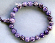 Blue Sodalite Power Bead Bracelet