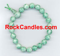 China Jade Power Bead Bracelet
