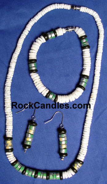 Puka Splash Jewelry Set