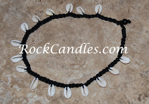 Cowrie Shell Necklace series parallel