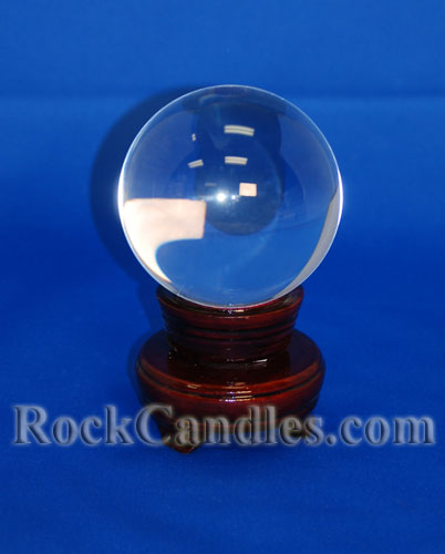 Crystal Ball w/ Stand
