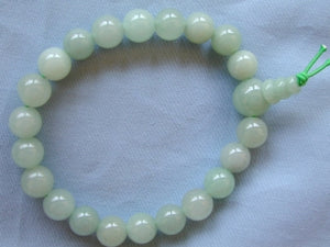 Green Aventurine Power Bead Bracelet