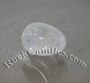 Rock Crystal Polished Egg